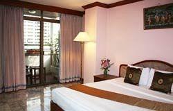 Royal Asia Lodge And Paradise, Bangkok Hotel