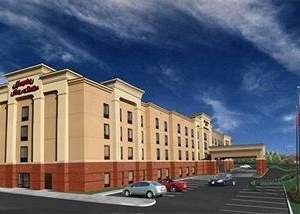 Hampton Inn and Suites Knoxville / North I-75