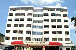 Champ Pattaya Hotel