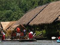 River Kwai Jungle Raft