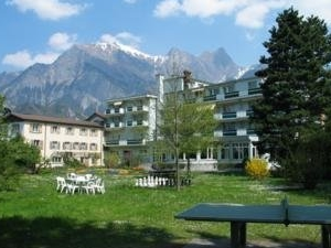Sandi Swiss Quality Garten-Hotel