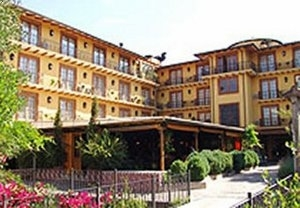 Santa Cruz Plaza Hotel