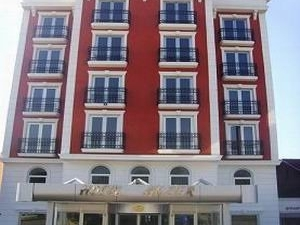 Anzer Beach Hotel Istanbul