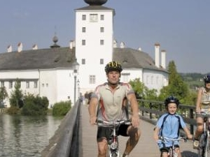 Guided or Self Guided Cycle Holidays Austria Salzburg Photos