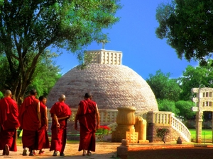 Sanchi Tour Photos