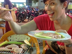 Saigon After Dark - See Saigon on 2 Wheels Photos