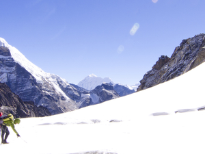 Gokyo Cho la pass and Everest Base Camp Trek Photos