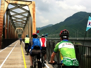 Dream Bike Tour Korea Photos