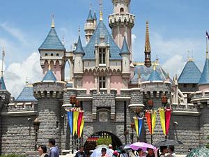 Hongkong Macau with Disneyland Photos
