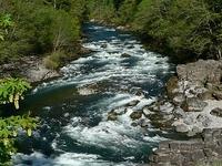 North Santiam River
