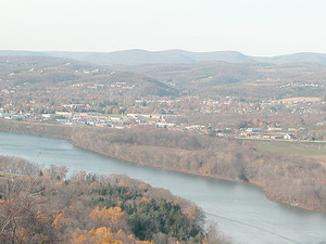 West Branch Susquehanna River