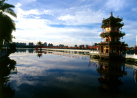 4-Day Taiwan Tour from Taipei: Sun Moon Lake, Taroko Gorge, Kenting National Park and Hualien Photos