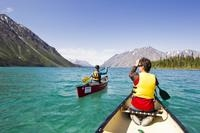 4-Night Yukon Summer Adventure Including Yurt Lodging Photos