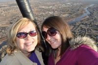Albuquerque Balloon Ride Photos