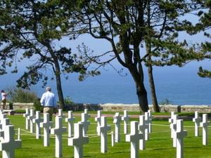 Normandy Battlefields Tour - American Sites Photos