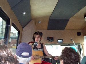 Memphis Mojo Music Bus Tour Photos