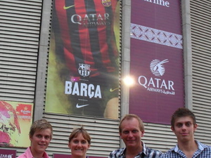 FC Barcelona Football Stadium Tour and Museum Tickets Photos