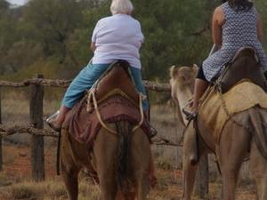 Alice Springs to Uluru (Ayers Rock) One Way Shuttle Photos