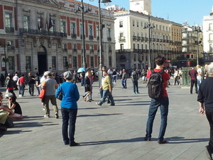 Madrid City Hop-on Hop-off Tour Photos