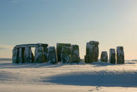 Christmas in Windsor, Stonehenge and Bath