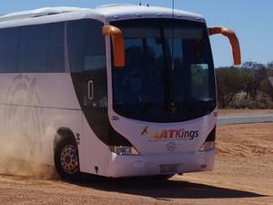 Uluru (Ayers Rock) to Alice Springs One-Way Shuttle Photos