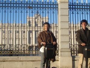 Madrid Segway Tour Photos