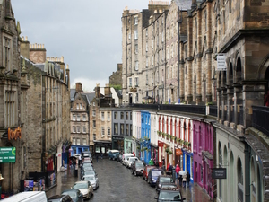 Secrets of Edinburgh's Royal Mile Afternoon Walking Tour Photos
