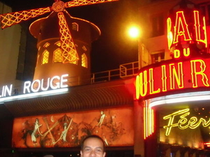 Moulin Rouge Show Paris Photos
