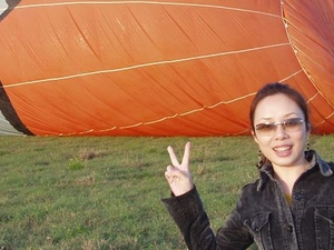 Hot Air Ballooning Including Champagne Breakfast from the Gold Coast or Brisbane Photos