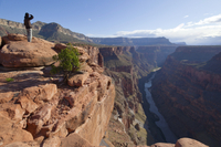 Grand Canyon East Rim Drive by Jeep and IMAX Movie  Photos