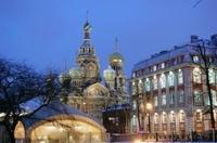 Grand Tour of St Petersburg Photos