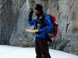 Grotto Canyon Icewalk Photos