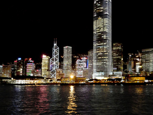 Hong Kong Harbor Night Cruise and Dinner at Victoria Peak Photos
