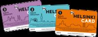 Helsinki Card Photos