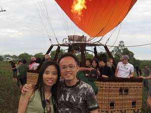 Hot Air Ballooning Tour from Cairns Photos
