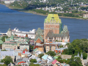 Quebec Hot Air Balloon Flight Photos