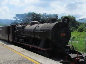 North Borneo Railway Train Ride from Kota Kinabalu to Papar Photos