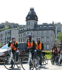 Independent Tour of Montreal by Bike Photos