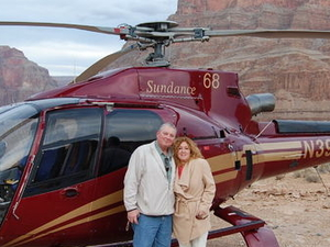 Grand Canyon West Rim Deluxe Sunset Helicopter Tour Photos