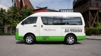 Kuching Shared Arrival Transfer: Airport to Hotel Photos