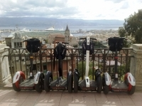 Messina Shore Excursion: City Segway Tour Photos