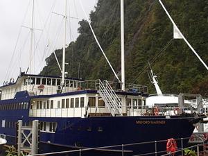 Milford Sound Mariner Overnight Cruise Photos