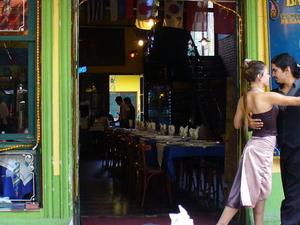 Buenos Aires Bike Tour: San Telmo and La Boca Districts Photos