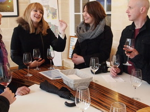 Small-Group Medoc or St-Emilion Wine Tasting and Chateaux Tour from Bordeaux Photos