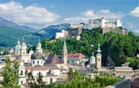 Panoramic Salzburg City Tour plus Austrian Lakes and Mountains Sightseeing Tour Photos