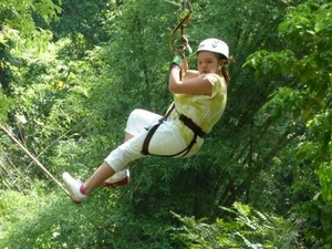 Canopy Tour Photos