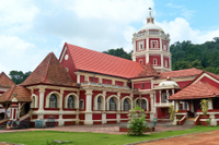 Private Cultural Tour: Ancestral Goa, Shantadurga Temple and Spice Village Including Lunch Photos