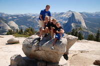 Private Guided Hiking Tour in Yosemite Photos