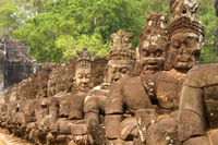 Private Tour: Angkor Wat Ancient Temples Full-Day Tour from Siem Reap Photos