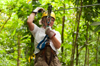 Rainforest Hiking and Zipline Tour from Panama City Photos